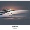 New 90m superyacht P0513 concept penned by Dubois for Feadship