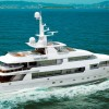 Bloemsma Van Breemen launch 44m superyacht Project BVB44M