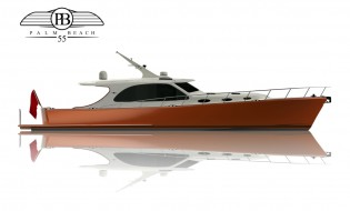 View large version of image: Palm Beach Motor Yacht 55
