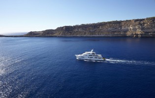 View large version of image: Official delivery of 42m luxury yacht SOFIA announced by Moonen