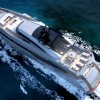 Columbus 40m Sport Hybrid superyacht to make premiere at Monaco Yacht Show 2013