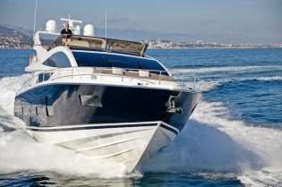 View large version of image: Pearl 75 Yacht to be displayed at Cannes Boat Show 2013