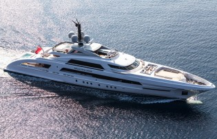View large version of image: Mega yacht Galactica Star's dedicated website launched by Heesen Yachts