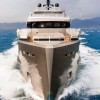 Admiral Tecnomar superyacht CACOS V to be presented at Monaco Yacht Show