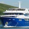 First pre-trial cruise for ProLine-designed 48m superyacht Bayterek (Project Ulba)