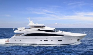 View large version of image: Horizon to debut RP110 superyacht ANDREA VI at Ft. Lauderdale Boat Show