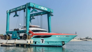 View large version of image: Gulf Craft launch new Majesty 135 superyacht SEHAMIA
