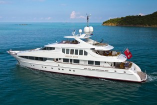 View large version of image: Caribbean Leeward Islands Superyacht Charter