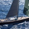 Debut of Southern Wind 94 Yacht Windfall Pioneer Investments at Maxi Yacht Rolex Cup 2013