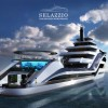 Latest 95m superyacht Selazzio 95 Sea Palace concept introduced by ICON Yachts