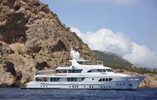View large version of image: Ft. Lauderdale Boat Show 2013 to feature Moonen superyacht SOFIA