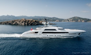 View large version of image: 2013 MYS/Baccarat Prix Du Design for Heesen superyacht GALACTICA STAR
