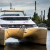 New 70 Sunreef Power Yacht ETTY launched by Sunreef Yachts