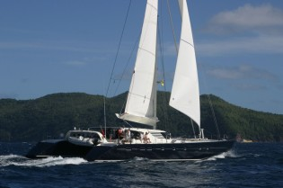 View large version of image: British Virgin Islands Yacht Charters