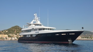 View large version of image: Extensive refit of 48m superyacht PRINCESS TOO at ICON Yachts