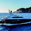 Recently launched 41m superyacht Nameless by Mondo Marine