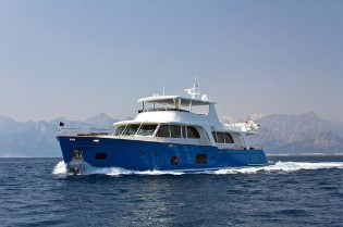 View large version of image: Vicem 107 Yacht MONI to make her US Premiere at FLIBS 2013