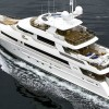 Delivery of new Westport 130 superyacht FRUITION (hull 4010)