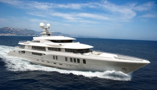 View large version of image: Amels announces sale of first Limited Editions Amels 242 superyacht