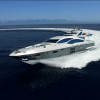 Delivery of new Azimut Grande 120SL superyacht