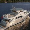 First Selene 78 Ocean Explorer Yacht under construction at Jet-Tern Marine