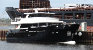 View large version of image: FOY 24 superyacht DESTINY for sale