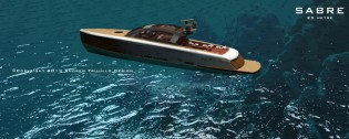 View large version of image: Andrew Trujillo-designed 25m woodern superyacht SABRE concept