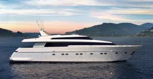 View large version of image: Sanlorenzo 88 superyacht MARCELINA sold by WHYKO