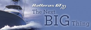 View large version of image: New Hatteras GT70 Yacht to make her debut at FLIBS 2014