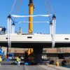 Southern Wind Shipyards launch second SW82 superyacht GRANDE ORAZIO