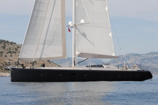 View large version of image: €1,350,000 price drop on sailing superyacht Music at Northrop & Johnson