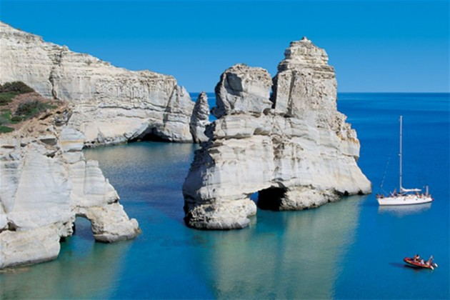 View large version of image: Yacht Charter Greece