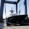 Re-launch of newly refitted Feadship superyacht HIGHLANDER
