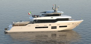 View large version of image: First Oceanic - Canados 90' Yacht sold