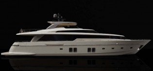 View large version of image: Sanlorenzo to launch superyacht SL104-592 in January 2014