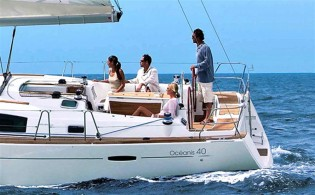 View large version of image: What is Skippered Yacht Charter?