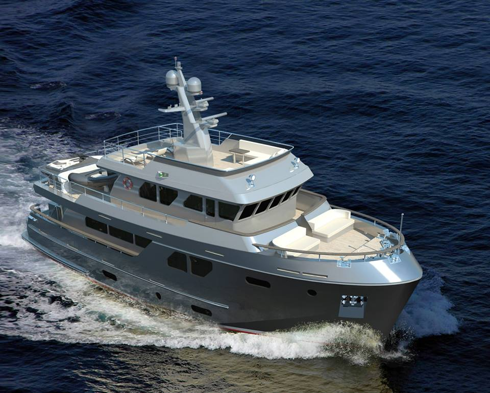 Superyacht Bering 80 by Bering Yachts – Superyachts News