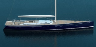 View large version of image: Second Swan 115 FD Yacht sold by Nautor's Swan