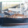 New 48m superyacht WISP (hull 393) launched by Royal Huisman