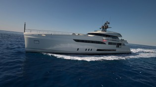 View large version of image: Wider Yachts reveals 50m superyacht Wider 165 at Miami Yacht Show