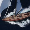 Humphreys-designed superyacht TEMPUS FUGIT nominated for Classic Boat Award 2014