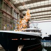 New Amels LE180 superyacht Hull 466 launched