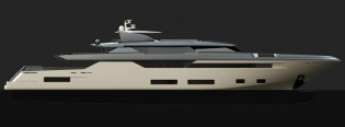 View large version of image: Zuccon SuperYacht Design unveils new 55m superyacht FEBO concept