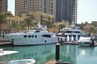 View large version of image: Gulf Craft Exclusive Preview of Luxury Yachts in Doha