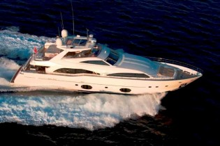 View large version of image: Croatia Yacht Charter – MotorYacht INSPIRATION B Easter Special
