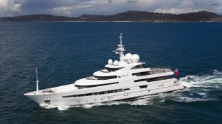 View large version of image: Freire Shipyard completes refit of explorer yacht NAIA (ex Pegaso)