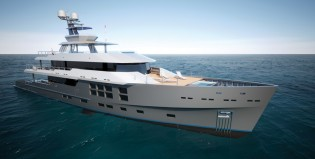 View large version of image: New contract for completion 50m explorer yacht 'yard number 1016' (ex Big Star) signed by McMullen & Wing