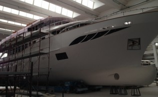 View large version of image: Filippetti Yacht to launch Navetta 30 superyacht GATSBY in June 2014