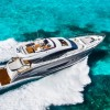 Princess Yachts releases first official exterior images of S72 Yacht