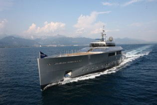 View large version of image: Singapore Yacht Show 2014 to feature superyacht EXUMA for the first time